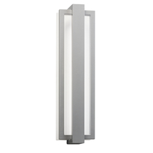 Kichler 49435PL - Outdoor Wall 1Lt LED