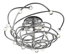 Elan 83368 - Led 12 Light Convertible Flsun/Pendant