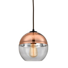ELK Lighting 10490/1 - Revelo 1 Light Pendant In Oil Rubbed Bronze